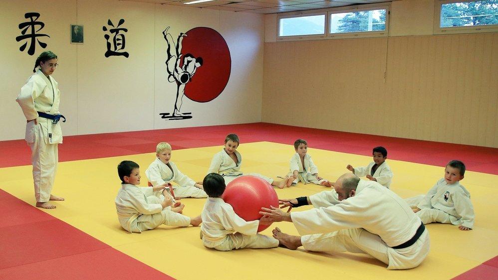 Le Judo-Club de Sierre interrompt ses activités jusqu'au 30 novembre.