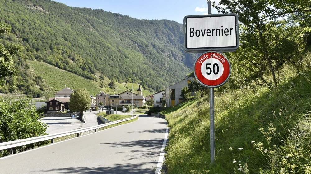 Les électeurs de Bovernier choisissent leurs autorités communales ce dimanche.