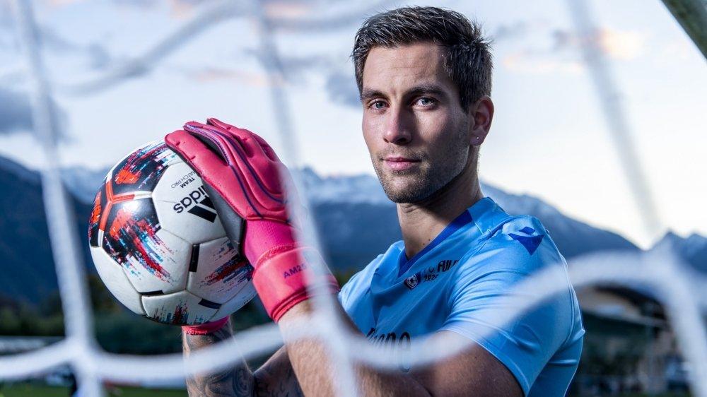 Joël Da Cruz apporte toute son expérience au FC Fully.