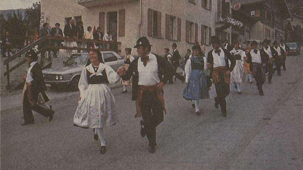 En 1983, le parti d'Entente fêtait ses cinquante ans d'existence.
