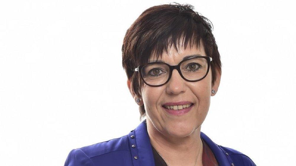 Muriel Favre-Torelloz, présidente de Vérossaz.