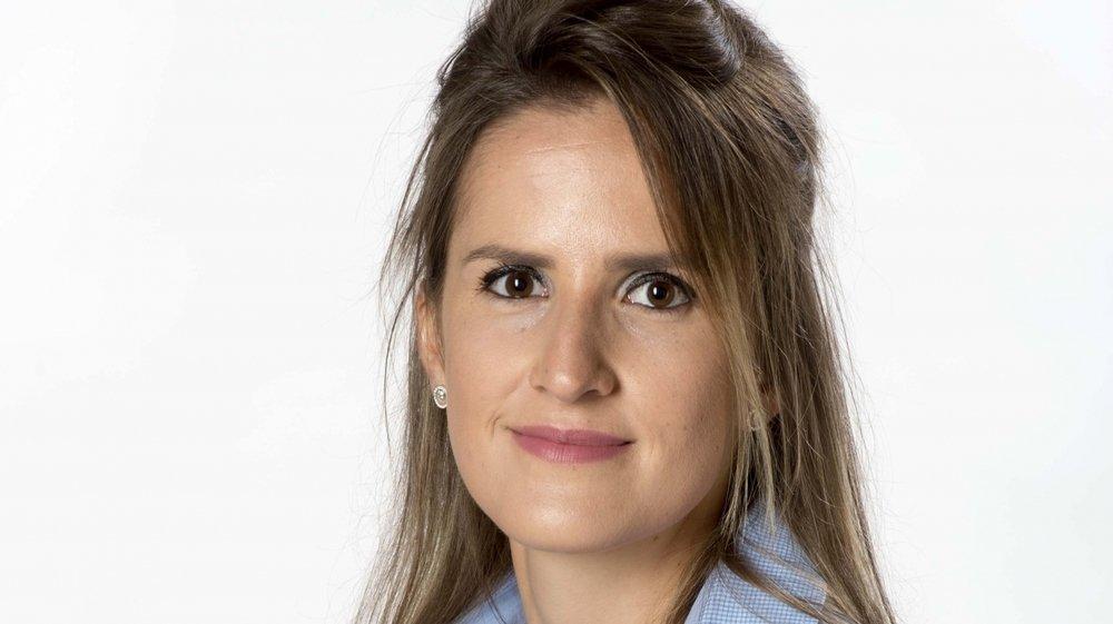 Noémie Fournier, journaliste.