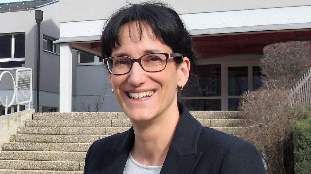 La présidente de Martigny Anne-Laure Couchepin Vouilloz brigue un second mandat à la tête de la commune.