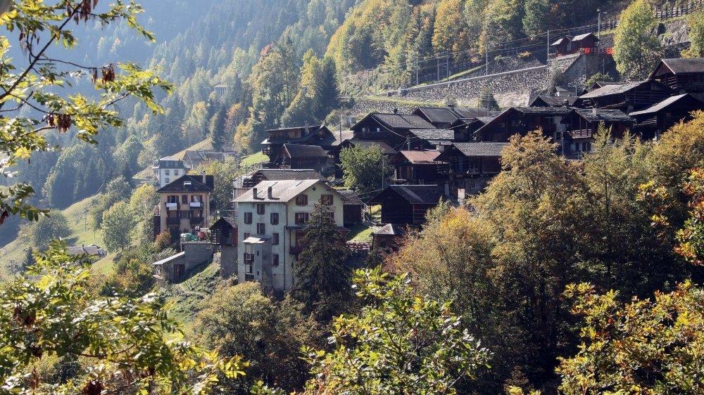 Sur la commune de Salvan, le village du Trétien est déjà classé d'importance nationale. La création du parc naturel régional permettrait de mieux le faire valoriser selon les porteurs du projet.