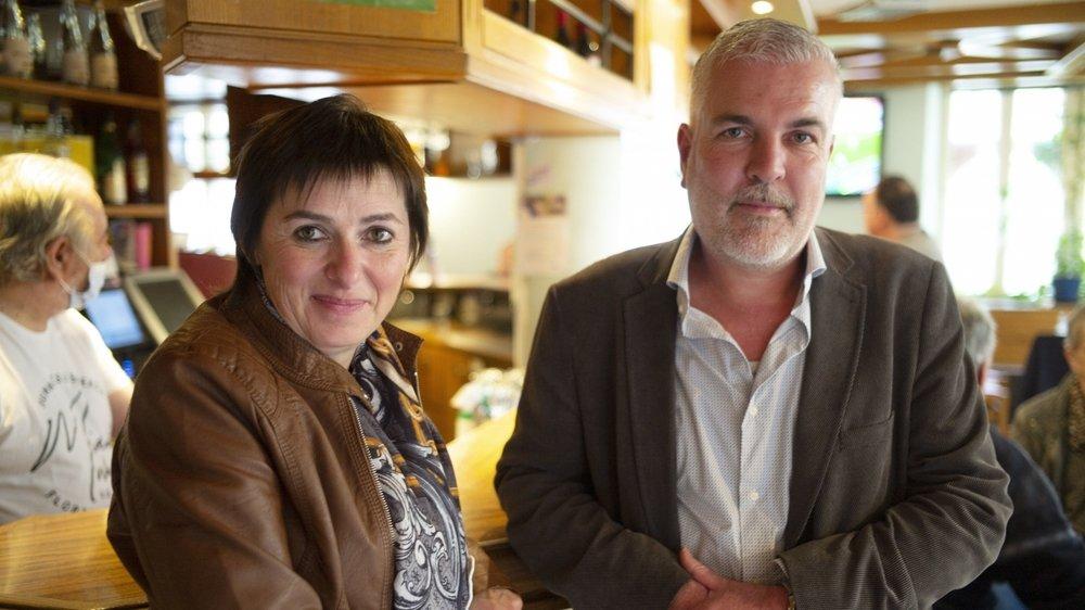 Les socialistes Véronique Chervaz et Olivier Turin ont gagné un siège supplémentaire à l'exécutif de Collombey-Muraz.