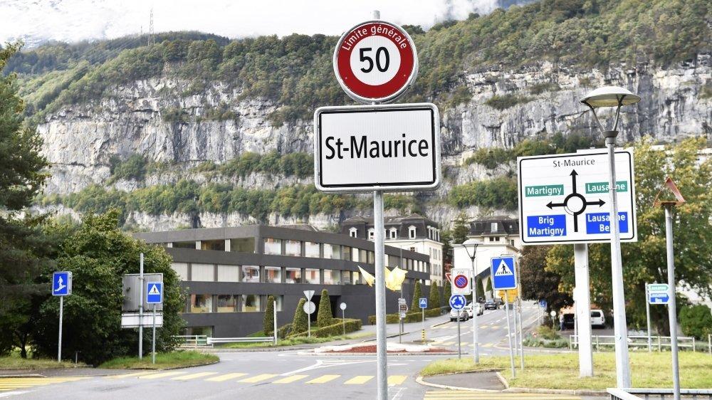 Les électeurs de St-Maurice choisissent leurs autorités communales ce dimanche.