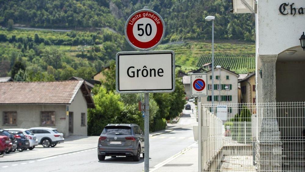 Les électeurs de Grône choisissent leurs autorités communales ce dimanche.
