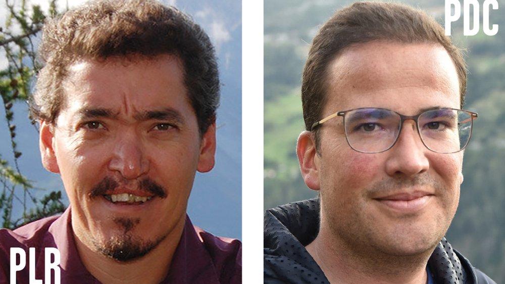Le duel opposera le président sortant Régis Monnet au PDC Raoul Crettenand.