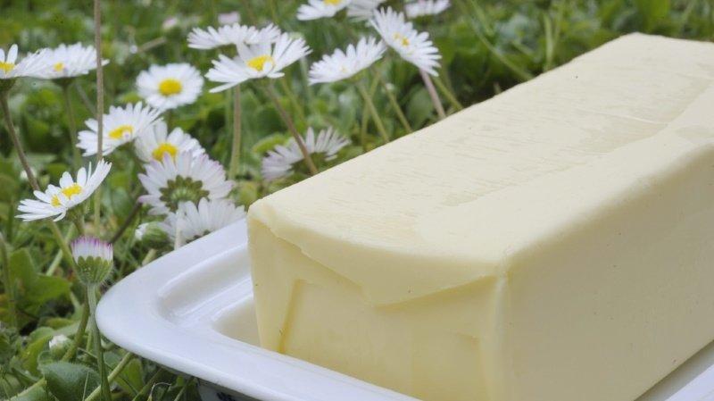 Agriculture: 500 tonnes de beurre supplémentaires pour le marché suisse