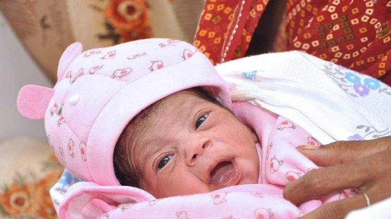 La pollution de l'air a tué 476'000 nouveaux-nés en 2019, notamment en Inde et en Afrique subsaharienne. (illustration)