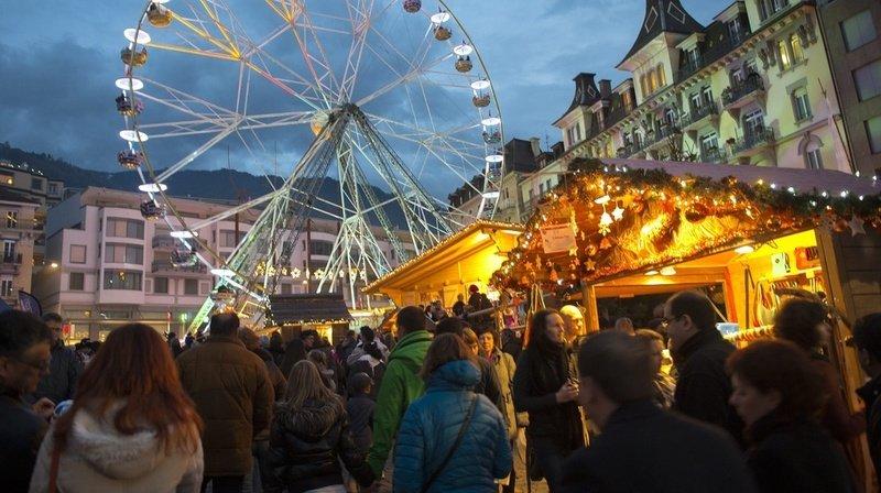 Manifestation: Montreux annule son marché de Noël 2020