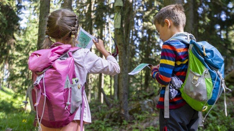 Valais: des parcours pour entrer dans des univers enfantins