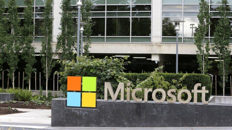 Microsoft a résolu le problème durant la soirée. (Illustration)