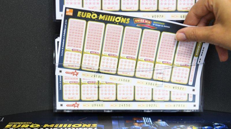 Lors du prochain tirage mardi, le jackpot atteindra 93 millions de francs. (illustration)