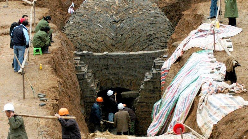 Archéologie: on jouait à la balle en Asie il y a 3000 ans