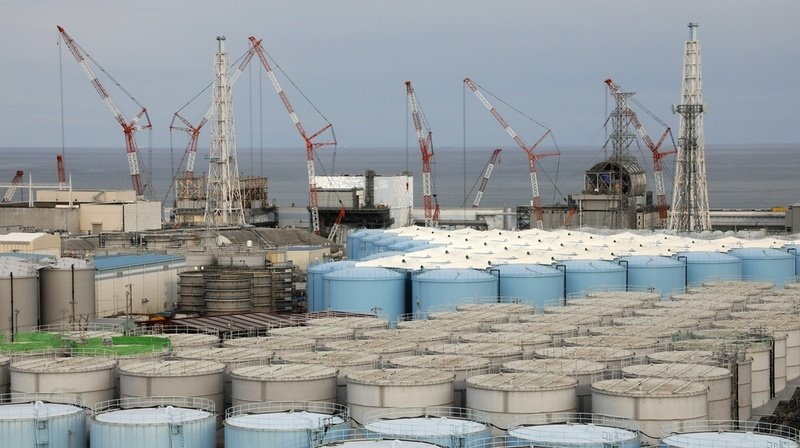 L'accident de Fukushima s'est produit en 2011. (Archives)