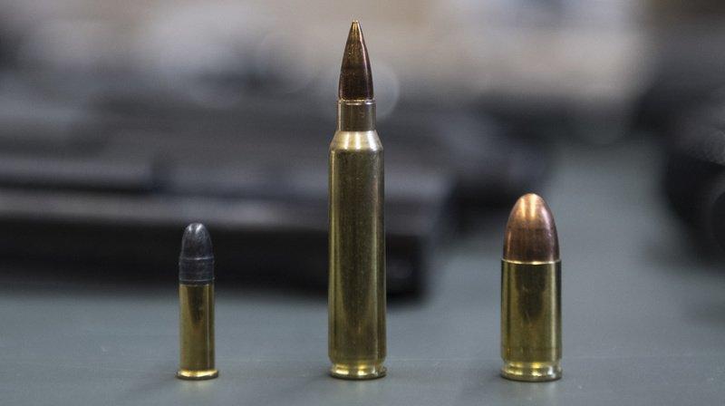 Armes de guerre: les exportations suisses continuent à augmenter