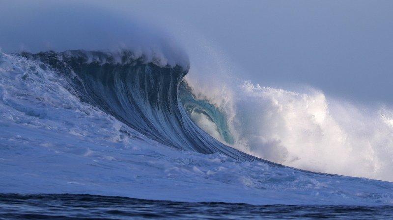 Les vagues de chaleur sont visibles lorsque la température de l'eau est anormalement élevée pendant une longue période. (illustration)