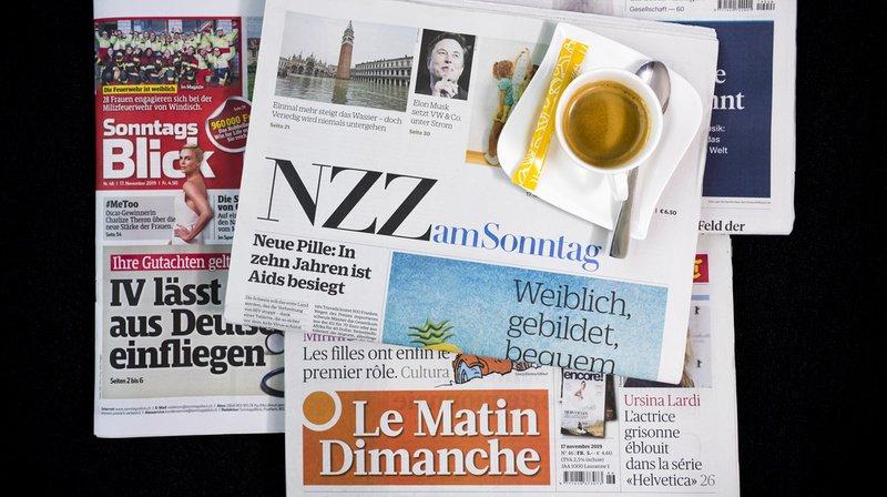 Revue de presse: quarantaine assouplie, rente de Blocher et accord-cadre avec l'UE… les titres de ce dimanche
