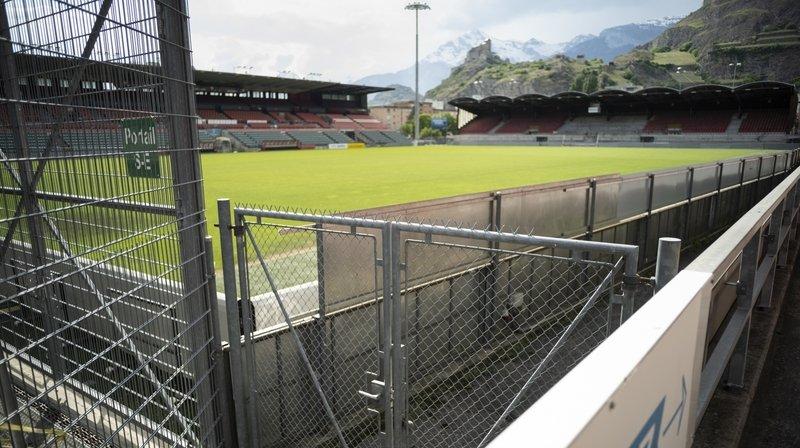 Coronavirus: un cas positif au FC Sion