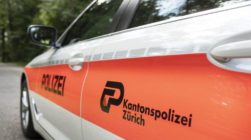 Agression à Zurich: un homme grièvement blessé au couteau