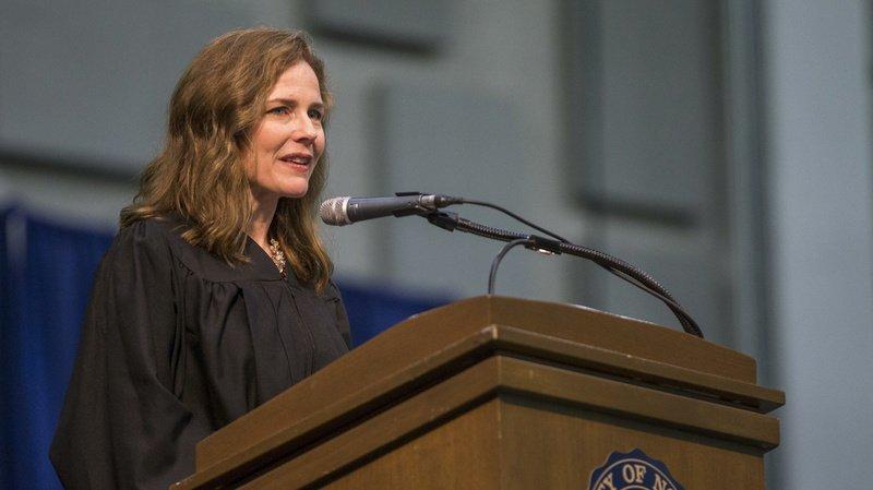 Etats-Unis: Trump devrait nommer la conservatrice Amy Coney Barrett à la cour suprême