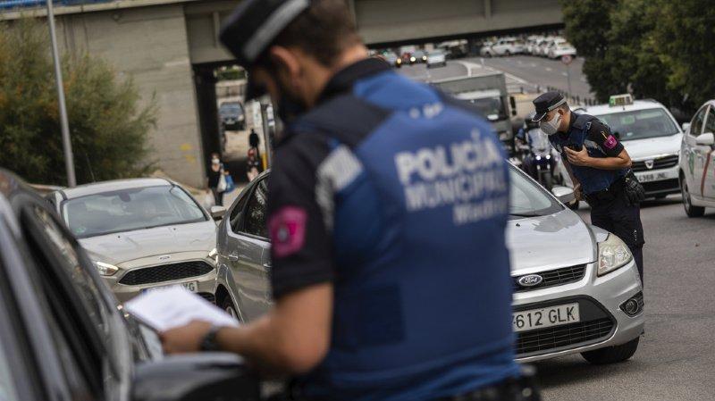 Espagne: un youtubeur arrêté à Madrid après s'être filmé à 233 km/h sur une route limitée à 80