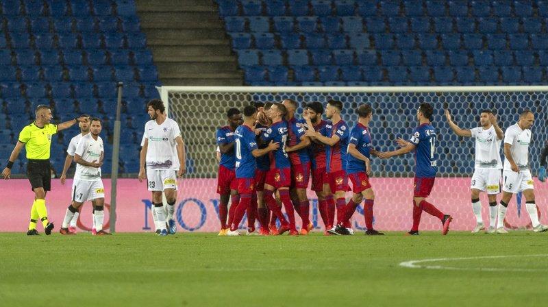 Football - Europa League: Bâle jouera les barrages, St-Gall éliminé