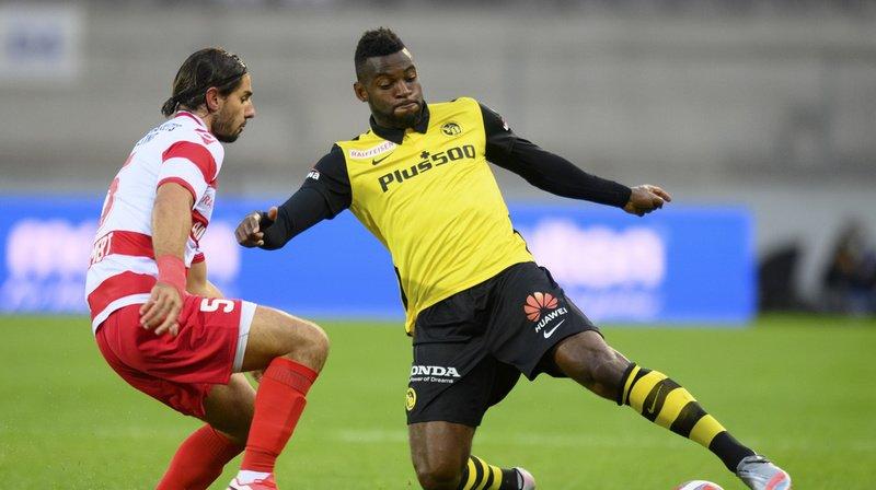 Super League: Le FC Sion tient en échec le champion en titre Young Boys