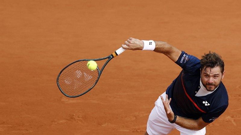 Tennis – Roland-Garros: Stan Wawrinka domine Dominik Köpfer en quatre sets