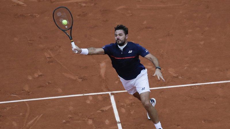 Tennis - Roland-Garros: Stan Wawrinka éliminé au 3e tour par Hugo Gaston