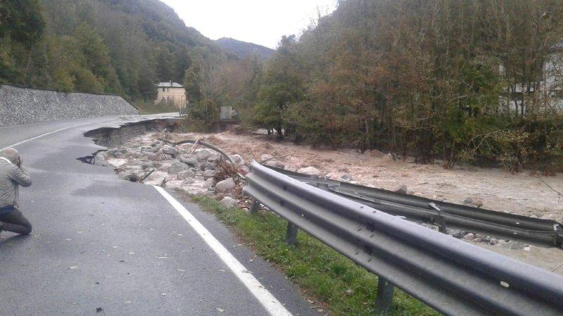 Intempéries: un mort et plus de 20 disparus dans les fortes pluies en France et en Italie