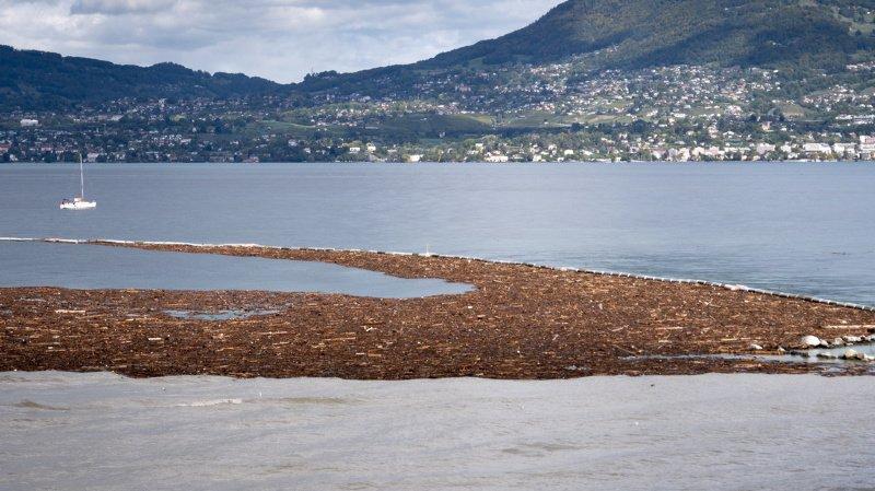 La Suisse retrouve son calme après le passage de la tempête Alex.
