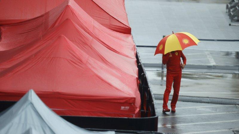 Formule 1 – Grand Prix de l'Eifel: les essais annulés