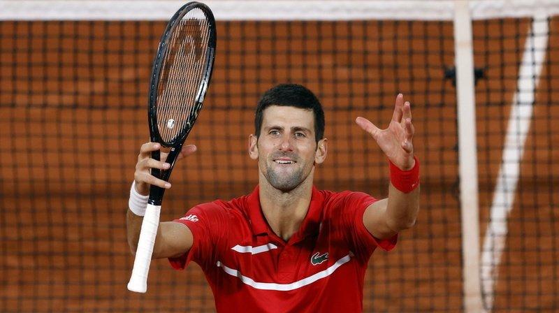Djokovic rejoint difficilement Nadal en finale — Roland-Garros