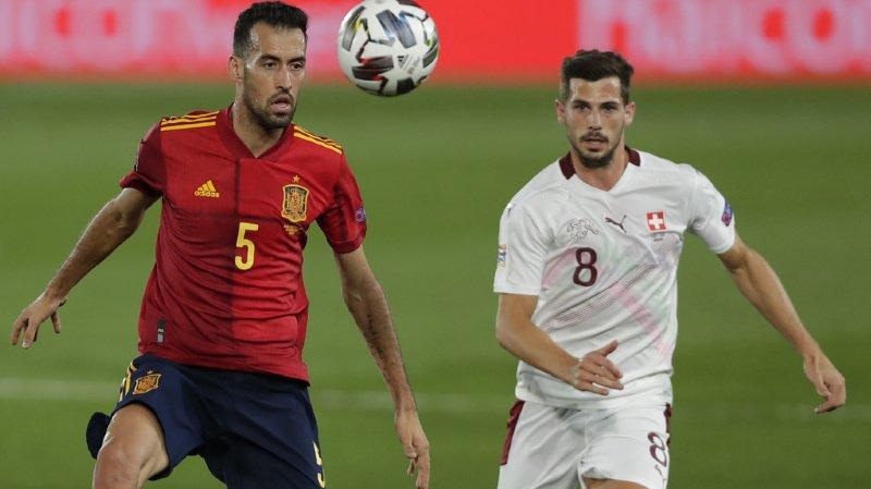 Ligue des nations: Shaqiri sur le banc face à l'Espagne