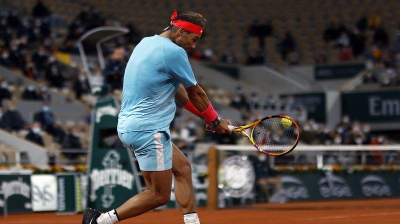 Rafael a battu Djokovic.