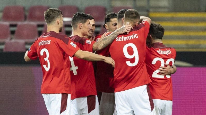 Football – Ligue des nations: pluie de buts à Cologne entre la Suisse et l'Allemagne