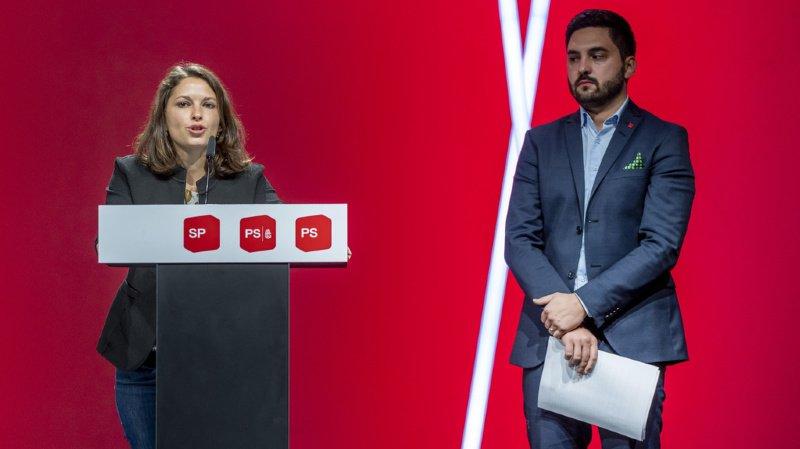 Congrès du PS: Cédric Wermuth et Mattea Meyer élus à la coprésidence du PS
