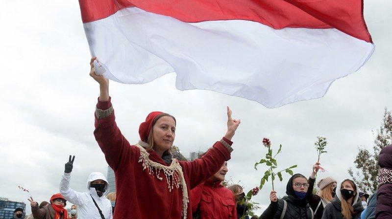 Le prix Sakharov du Parlement européen décerné à l'opposition au Bélarus