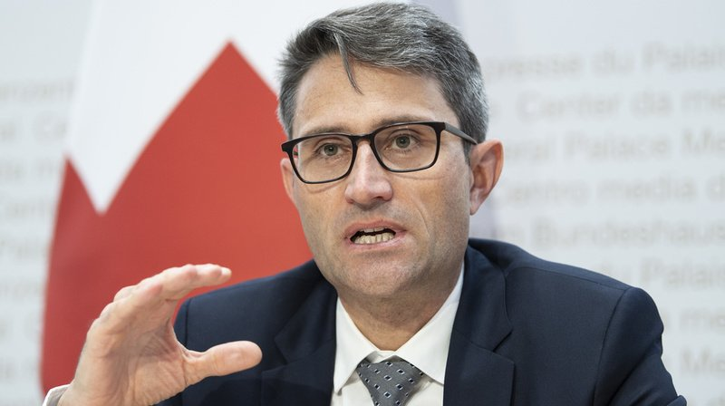 """Pour Lukas Engelberger, président de la Conférence des ministres cantonaux de la santé, """"personne ne veut d'un nouveau confinement""""."""
