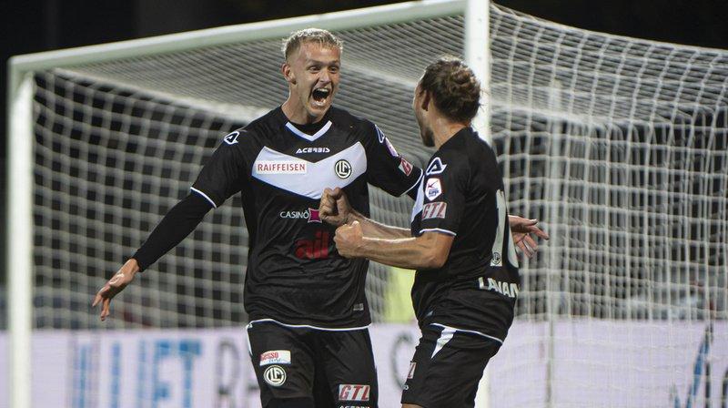 Super League: Lugano s'impose face à Saint-Gall, Zurich gagne à Vaduz