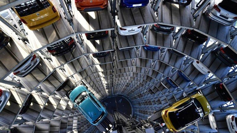 Allemagne: un fonds syndical pour sauver les emplois du secteur automobile