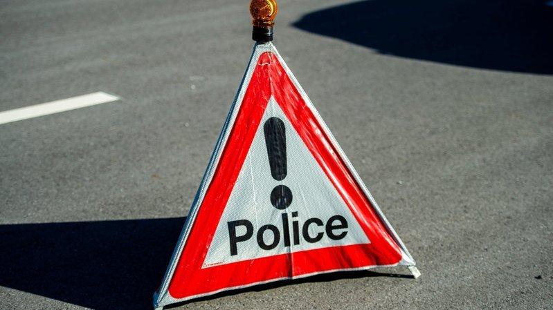 Un important dispositif policier a été mis en place. Le trafic routier a été interrompu dans le quartier (illustration)