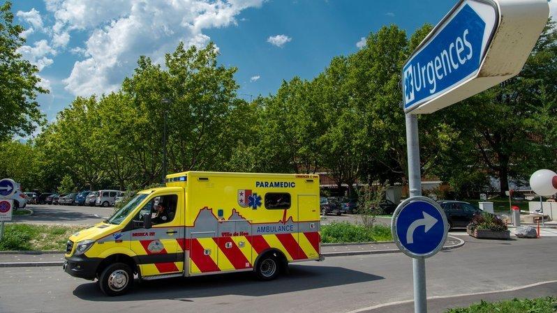 Sion enfreint la loi sur le travail avec ses ambulanciers