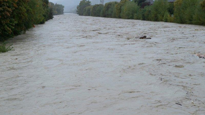 Le Grand Conseil valaisan demande d'adapter le projet de la correction du Rhône