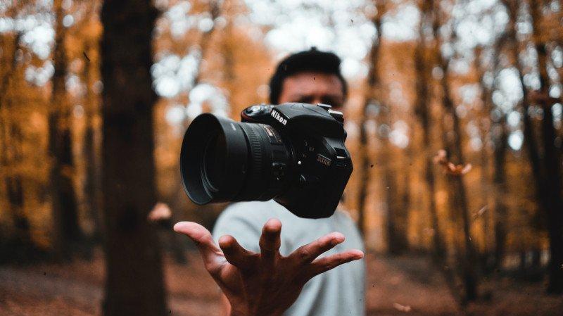 Le premier atelier participatif sera consacré à la photographie numérique.