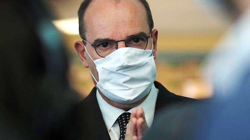 Coronavirus: fronde à Marseille contre les restrictions, Castex assume