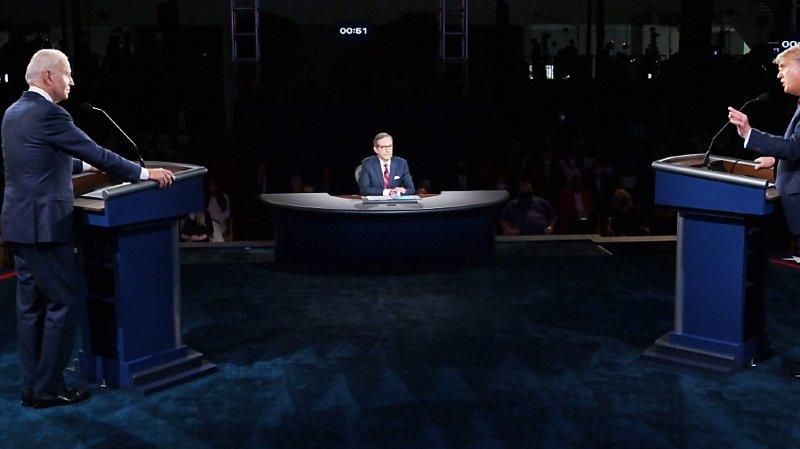 Présidentielle américaine: Biden ne veut pas débattre avec Trump s'il est malade