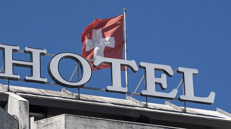 En raison du coronavirus, la situation se détériore pour les hôtels suisses, selon HotellerieSuisse (illustration).